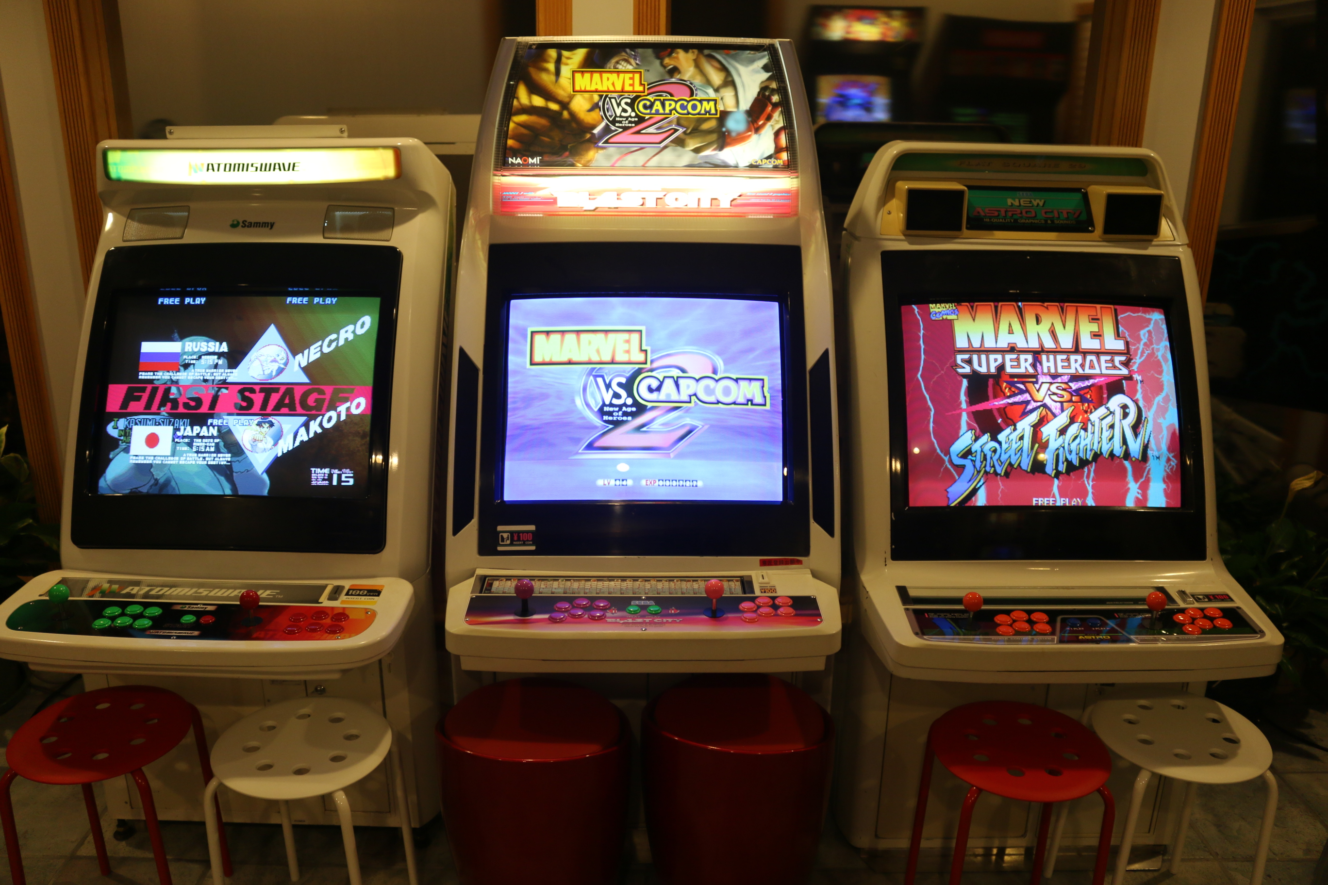 third strike arcade cabinet | memsaheb.net